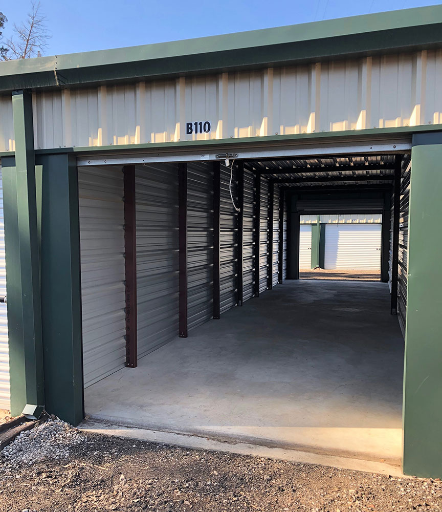 10 X 40 X 8 Storage Units Store In A Wink